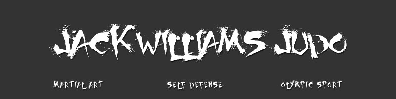 About   Jack Williams Judo